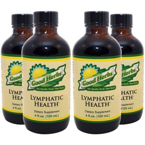Picture of Lymphatic Health (4oz) - 4 Pack